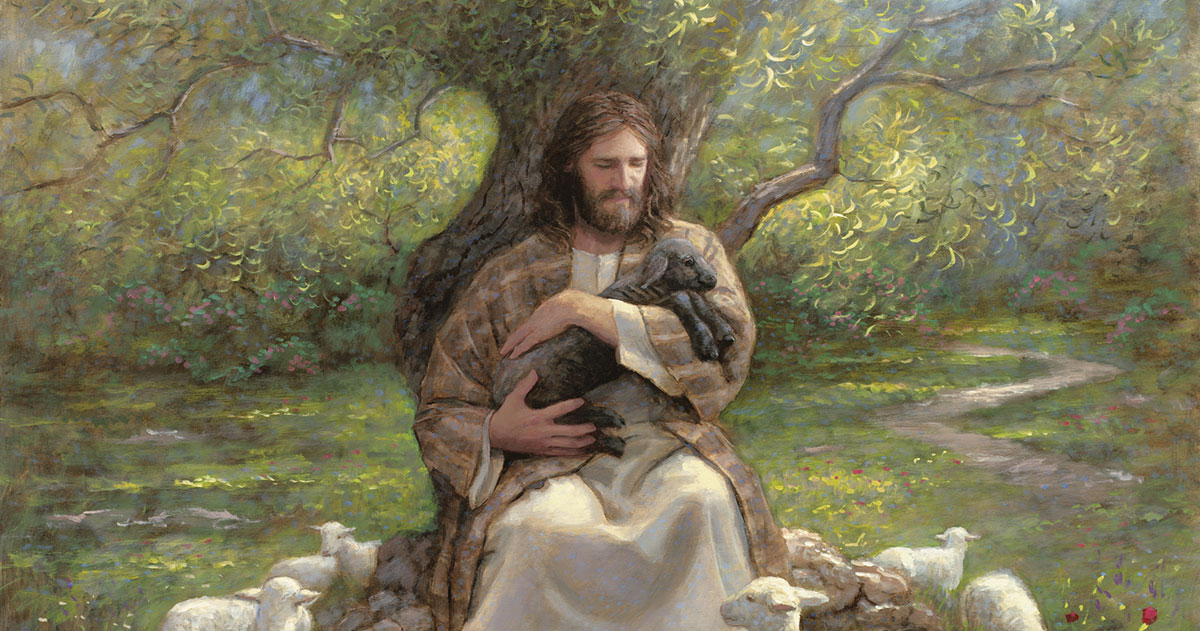 Ye Are Not Forgotten, by Jon McNaughton. Image via ChurchofJesusChrist.org