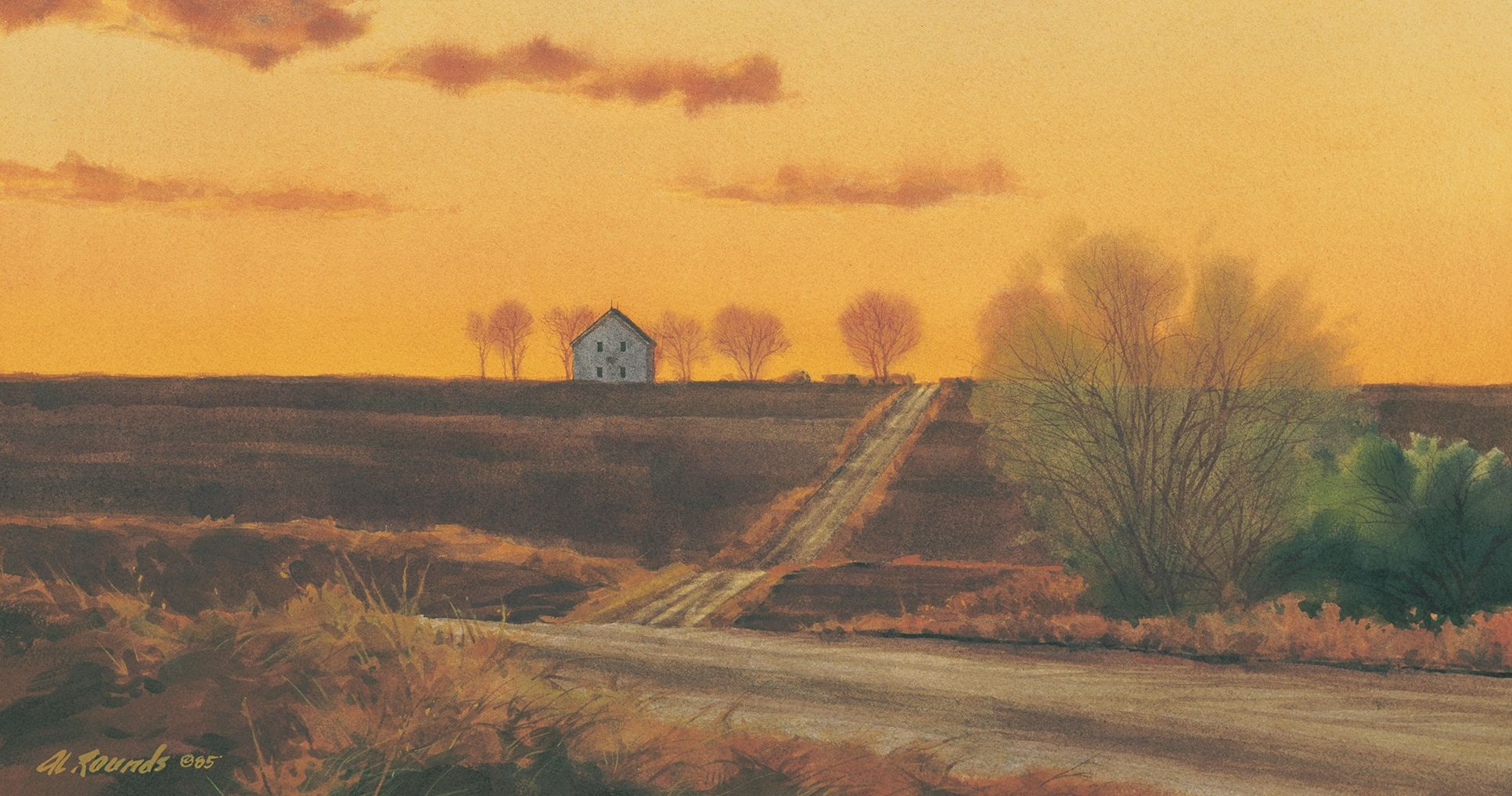 Far West, by Al Rounds. Image by Church of Jesus Christ.
