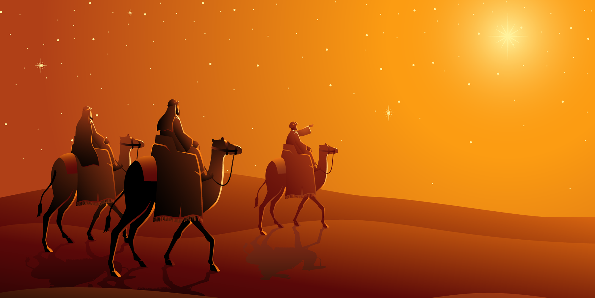 Wise Men by rudall30 via Adobe Stock