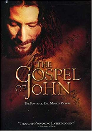 The Gospel of John movie cover