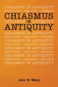 cover of Chiasmus in Antiquity