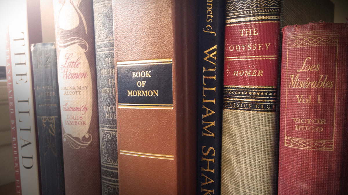 Classic literature and the Book of Mormon