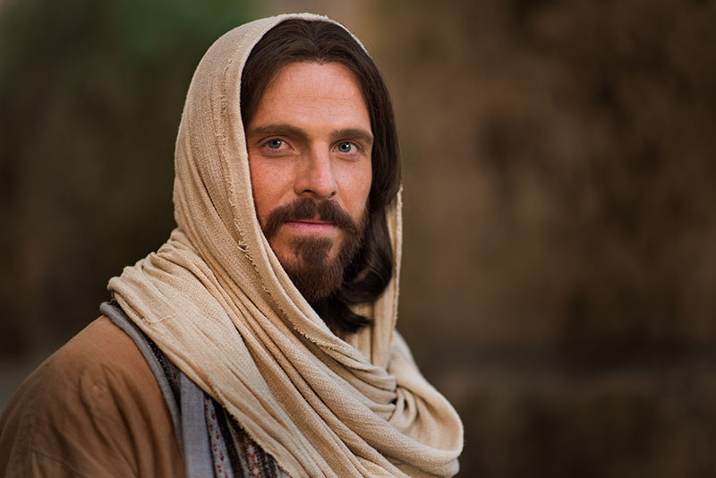Image of Jesus Christ via lds.org