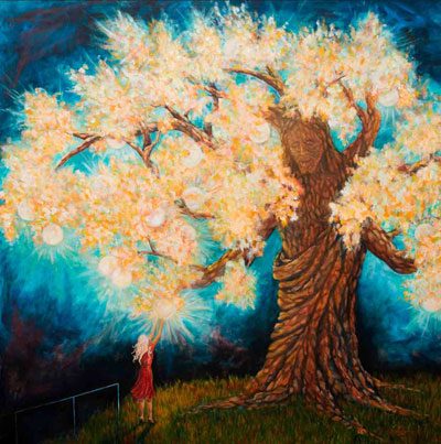 Tree of Life by Chelsea Speirs via ChurchofJesusChrist.org