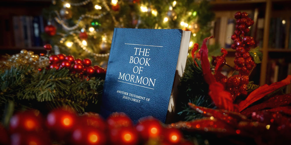 Lds Christmas Initiative 2019 Interview on #LightTheWorld and Book of Mormon videos | Book of