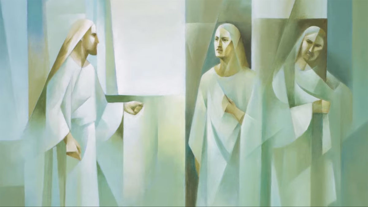 The Parable of the Two Sons by Jorge Cocco