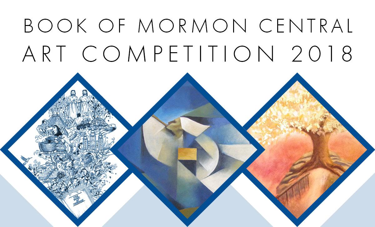 Book of Mormon Central Art Competition 2018 | Book of Mormon Central