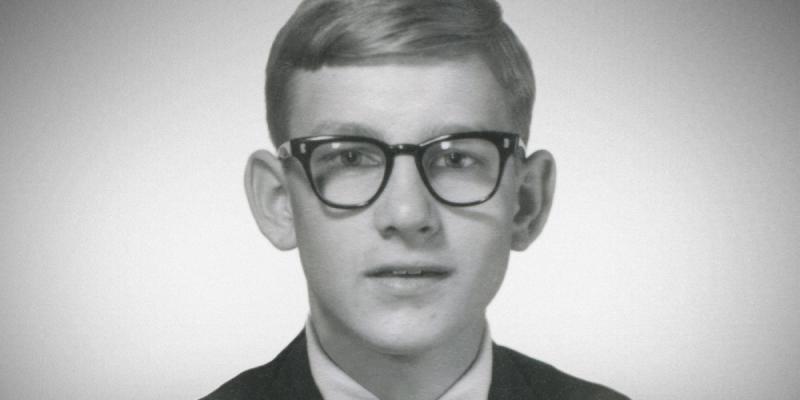 John W. Welch passport photo