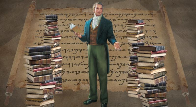 Joseph Smith and Books