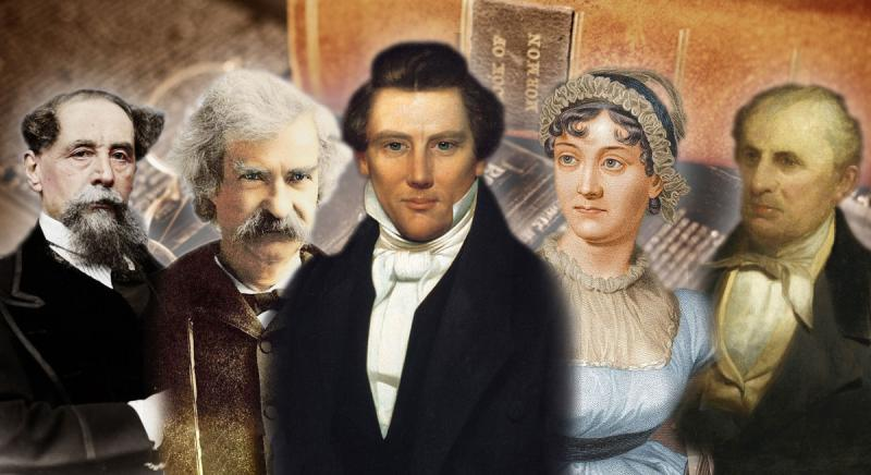 Joseph Smith and 19th century authors