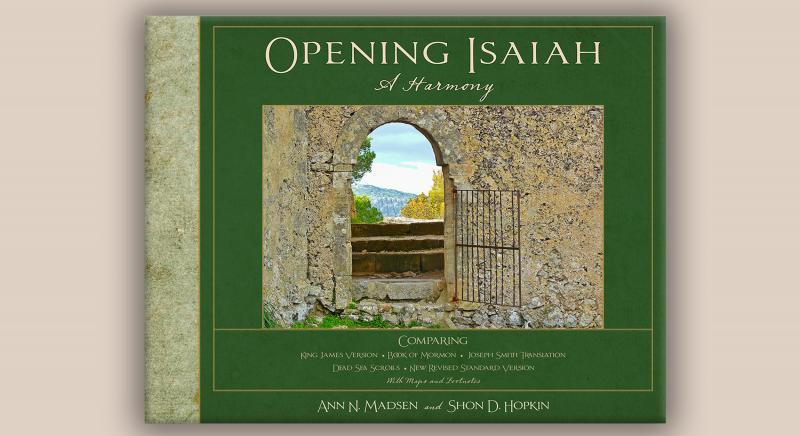 Opening Isaiah: A Harmony Header Image