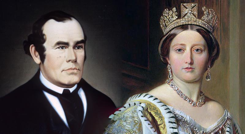 Parley P. Pratt and Queen Victoria