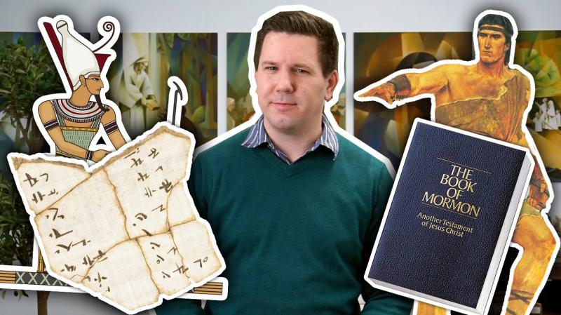 Neal Rappleye on Egyptian Writing in the Book of Mormon