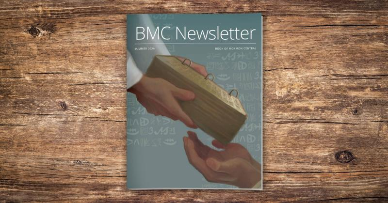 Cover of the Summer 2020 BMC Newsletter
