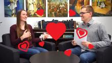 Millennials react to Book of Mormon pickup lines for Valentine's Day