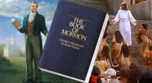 What is the Book of Mormon Image