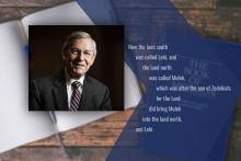 John W. Welch and Helaman 6