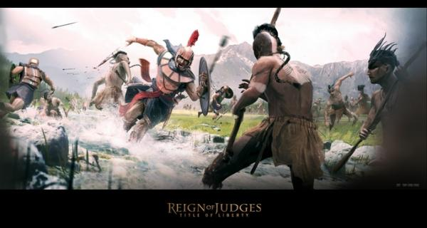 Reign of the Judges movie poster