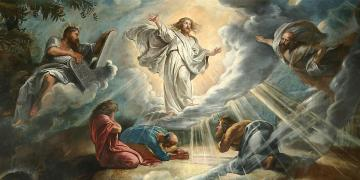 The Transfiguration of Christ by Peter Paul Rubens. Image via Wikimedia Commons.