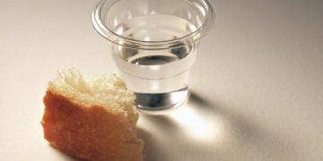 Image of bread and water via the Church of Jesus Christ