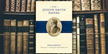 Cover of the Joseph Smith Papers Documents volume 8
