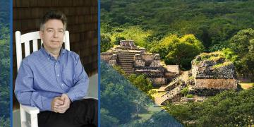 Stephen D. Housten, PhD. Image of Mayan ruins via Adobe Stock.