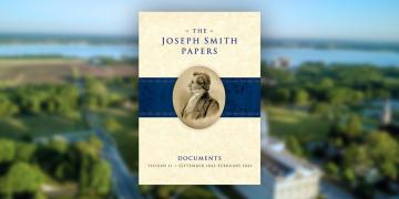 Cover of Joseph Smith Papers Documents Volume 11.