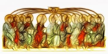Image of Pentecost by Gerd Altmann from Pixabay