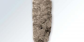 """Image of the """"Ishmael"""" stela."""