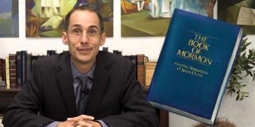 John Hilton III explaining the Book of Mormon in five minutes.