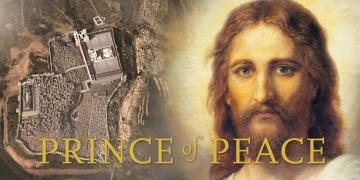 Easter Banner Prince of Peace